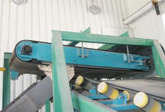 Подвесной магнитный сепаратор